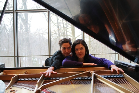 Rachel Carrico and Kelly Powers