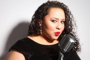Vocalist Brianna Thomas